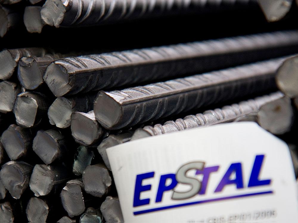 Identyfikacja stali Epstal na budowie
